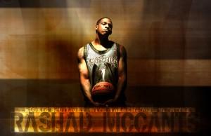 Картинка: Баскетбол. Rashad McCants
