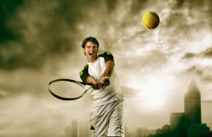tennis-raketka-myach-gorod