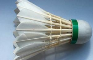 Volant_badminton