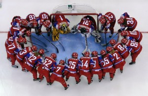 2013 IIHF Womens World Championships - Bronze Medal Game - Russia v Finland