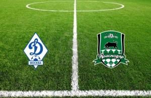 Динамо Москва - Краснодар